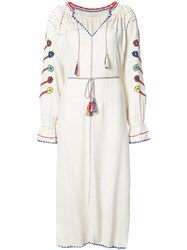 Ulla Johnson Natalia Dress White