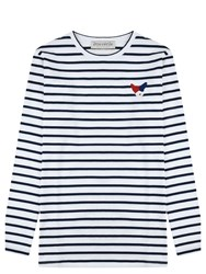 Etre Cecile Classic Long Sleeve T Shirt Online Exclusive White