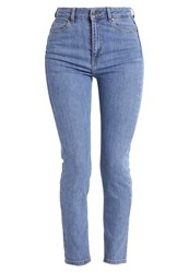 Dr. Denim Dr.Denim Cropa Cabana Slim Fit Jeans Voild Blue Stone Blue Denim