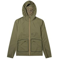 Woolrich Outdoors High Aeration Jacket Green