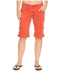 Aventura Clothing Arden V2 Shorts Aurora Red