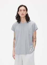 Homme Plisse Issey Miyake Basics Release Sleeveless Tee Light Grey