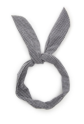 Forever 21 Checkered Wire Headwrap