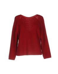 Federica Tosi Sweaters Red