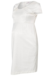 Bellybutton Darja Cocktail Dress Party Dress Champagne Off White