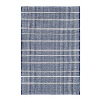 Dash And Albert Samson Indoor Outdoor Rug 152X244cm Navy