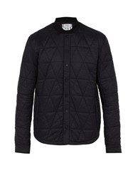 Aztech Mountain Corkscrew Quilted Jacket Black