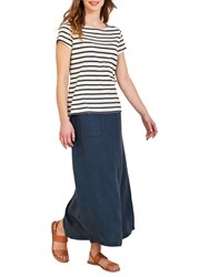 Seasalt Belladonna Linen Skirt Night
