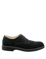 Bass Pasadena Suede Oxfords Black