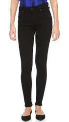 Citizens Of Humanity Rocket High Rise Skinny Jeans All Black