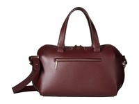 Jason Wu Mini Duffel Bag Burgundy Duffel Bags