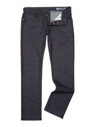 Duck And Cover Boxsir Jeans Royal Blue