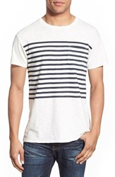 Men's Grayers 'Breton' Stripe Crewneck