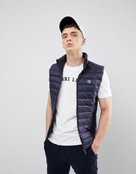 Henri Lloyd Cabus Light Weight Down Gilet In Navy