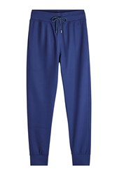 Calvin Klein Collection Drawstring Sweatpants Blue