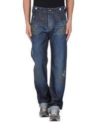 We Are Replay Denim Pants Blue