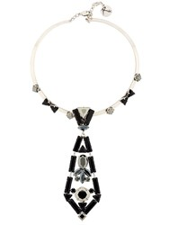 Reminiscence Hey Jude Tie Shaped Necklace