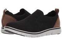 Mark Nason Articulated Landing Black Men's Slip On Shoes