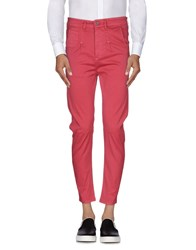 Exibit Casual Pants Garnet
