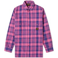 Stan Ray Flannel Shirt Pink