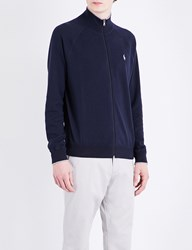 Polo Ralph Lauren Stretch Slim Fit Tapered Chinos Silver Smoke