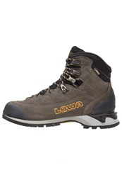 Lowa Laurin Pro Gtx Walking Boots Anthrazit Orange Dark Grey