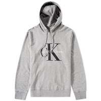 Calvin Klein Ck Re Issue Hoody Grey