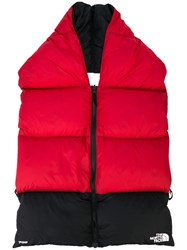 The North Face Zipped Puffer Scarf 60