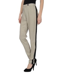 Damir Doma Casual Pants Light Grey