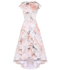 Maticevski Polarized Printed Gown Pink