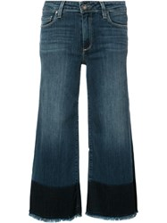 Paige Sherwood Jeans Blue