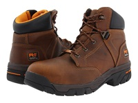 Timberland Helix 6 Waterproof Safety Toe Brown Full Grain Leather Men's Work Boots