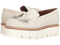 Grenson Claudia Ivory Calf Women's Shoes Neutral