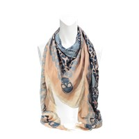 Zadig And Voltaire Kerry Garden Stole 135X135