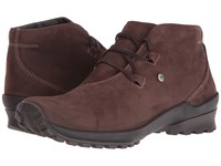 Wolky Arctic Brown Nepal Oiled Leather Women's Waterproof Boots