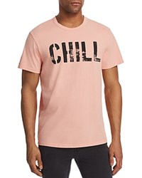 Chaser Chill Tee 100 Exclusive Eraser Pink