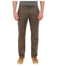 Huf Fulton Chino Pants Military Men's Casual Pants Olive