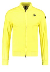 Blauer Bomber Jacket Yellow