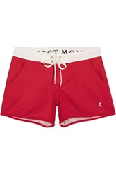 Perfect Moment Stretch Shell Boardshorts Red