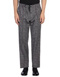 Maison Kitsune Casual Pants Grey