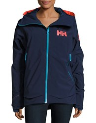 Helly Hansen Louise Ski Jacket Evening Blue