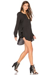 Bcbgeneration Shirred Blouse Black