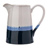 Pols Potten Panorama Jug Blue