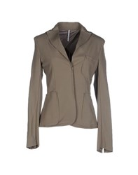 Liviana Conti Suits And Jackets Blazers Women Grey
