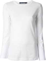 Sofie D'hoore Long Sleeve T Shirt White