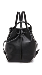 Opening Ceremony Izzy Backpack Black