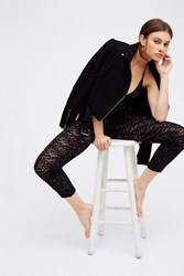 Intimately Womens Not Just A Lace Legging