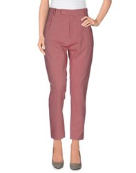 Novemb3r Trousers Casual Trousers Women Pastel Pink