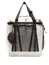 And Wander 25L Nylon Tote Bag White
