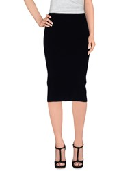 Schumacher Skirts 3 4 Length Skirts Women Black